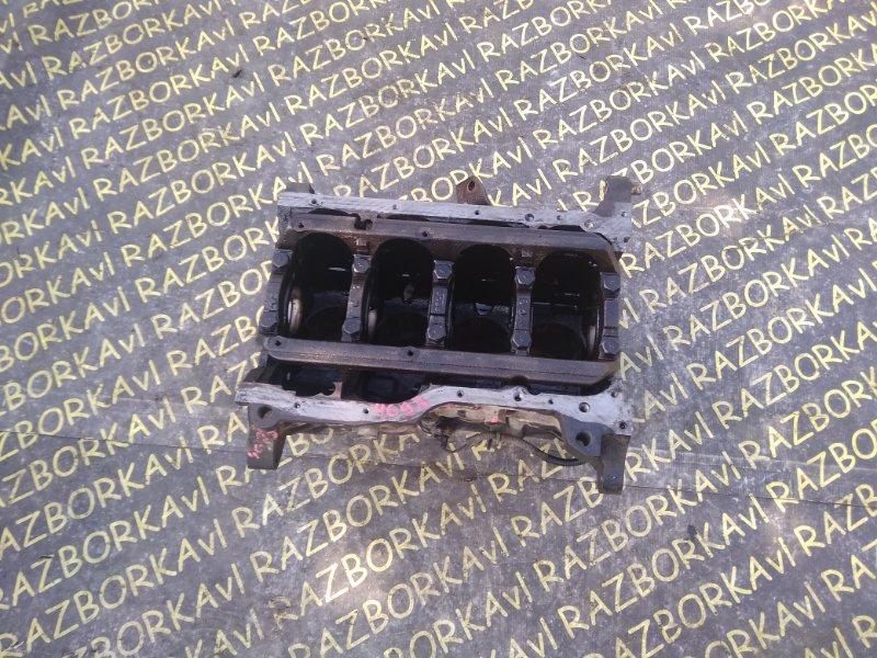 Блок цилиндров Mitsubishi Galant EA1A 4G93 1996