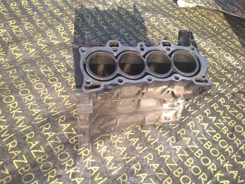Блок цилиндров Honda Hr-V GH1 D16A 1998