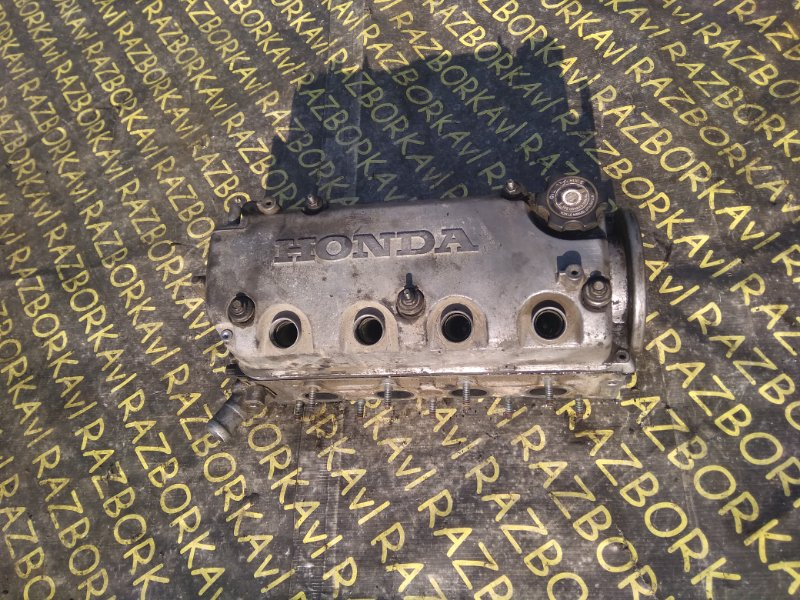 Головка блока цилиндров Honda Hr-V GH1 D16A 1998