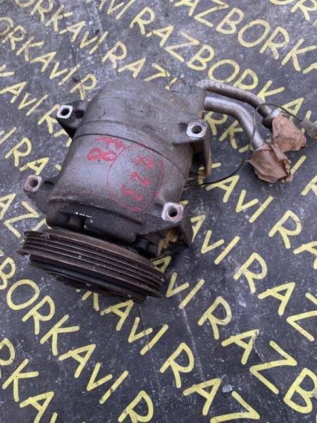 Компрессор кондиционера Nissan Bongo SK82LM F8
