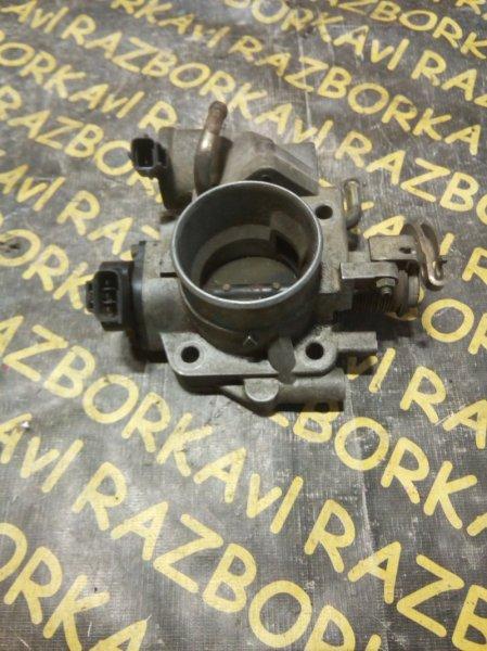 Дроссельная заслонка Mazda Familia BJ5W ZLVE