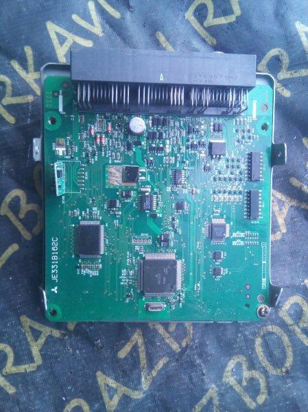 Блок управления efi Mitsubishi Pajero V25W 6G74
