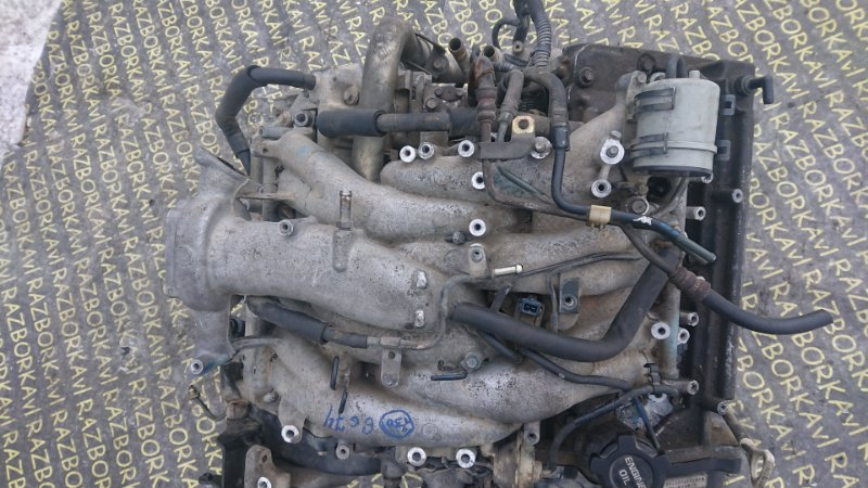 Двигатель Mitsubishi Pajero V25W 6G74