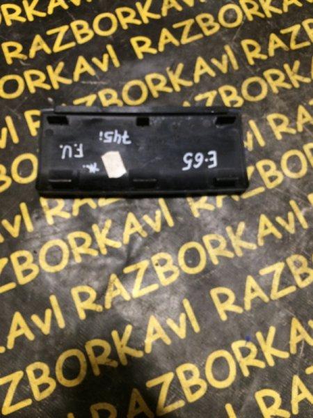Накладка декоративная Bmw 7-Series E65