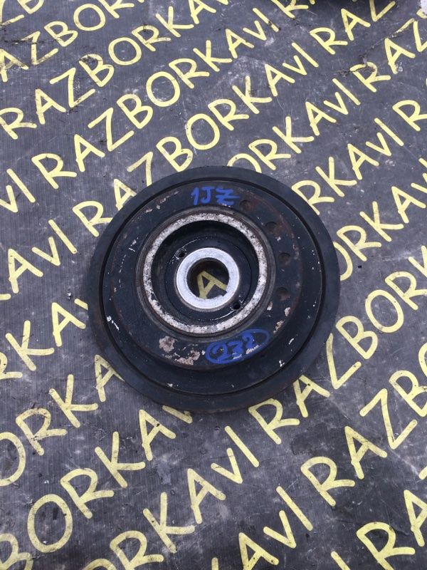Шкив коленвала Toyota Chaser JZX100 1JZGE 1JZGE