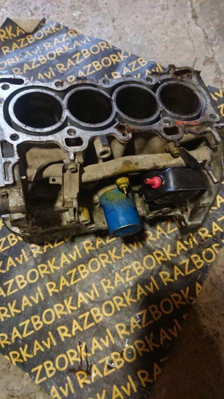 Блок цилиндров Honda Hr-V GH1 D16A