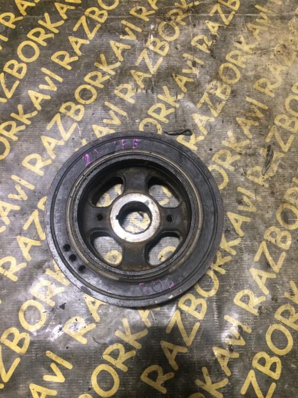 Шкив коленвала Toyota Camry Gracia MCV21 2MZFE