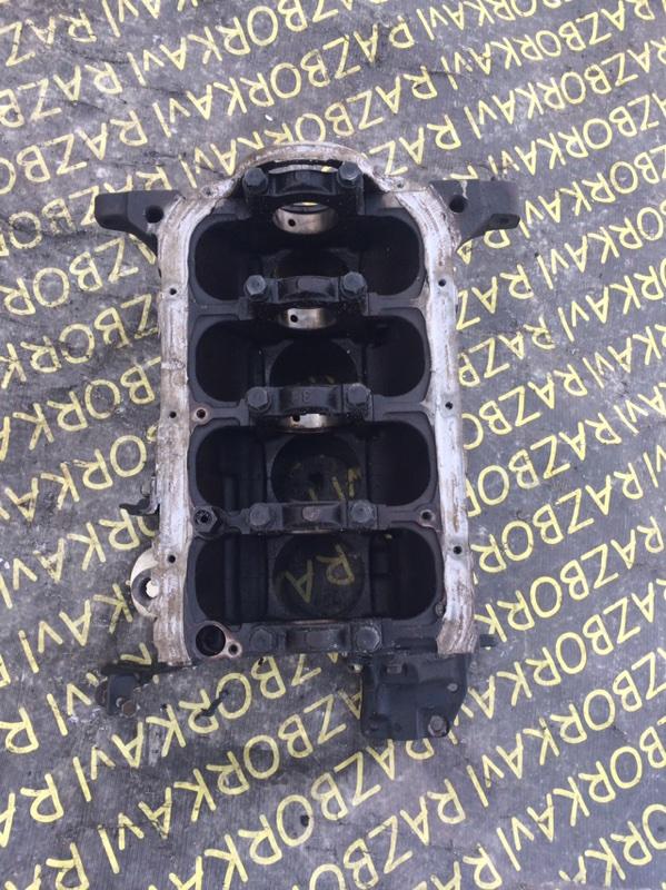 Блок цилиндров Toyota Corsa EL41 4EFE
