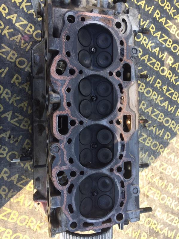 Головка блока цилиндров Mitsubishi Libero CB5W 4G93