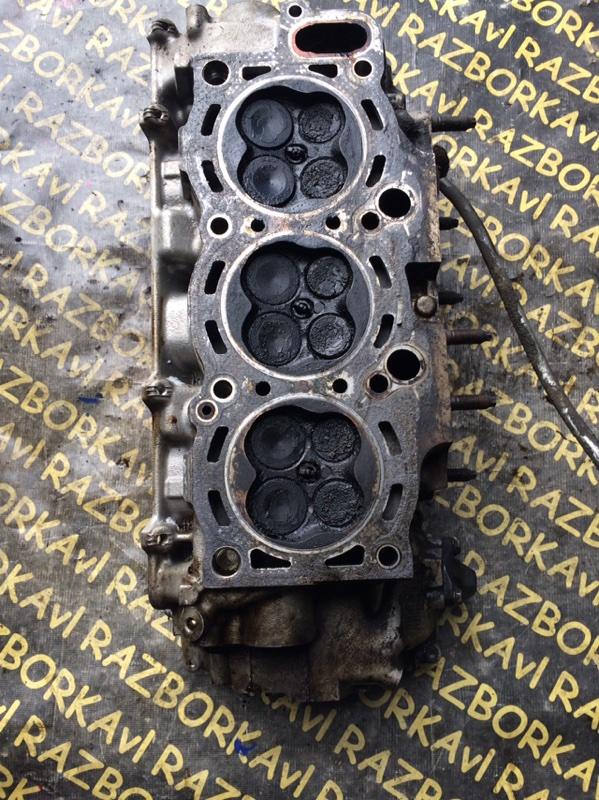 Головка блока цилиндров Toyota Camry Gracia MCV21 2MZFE 1996 правая