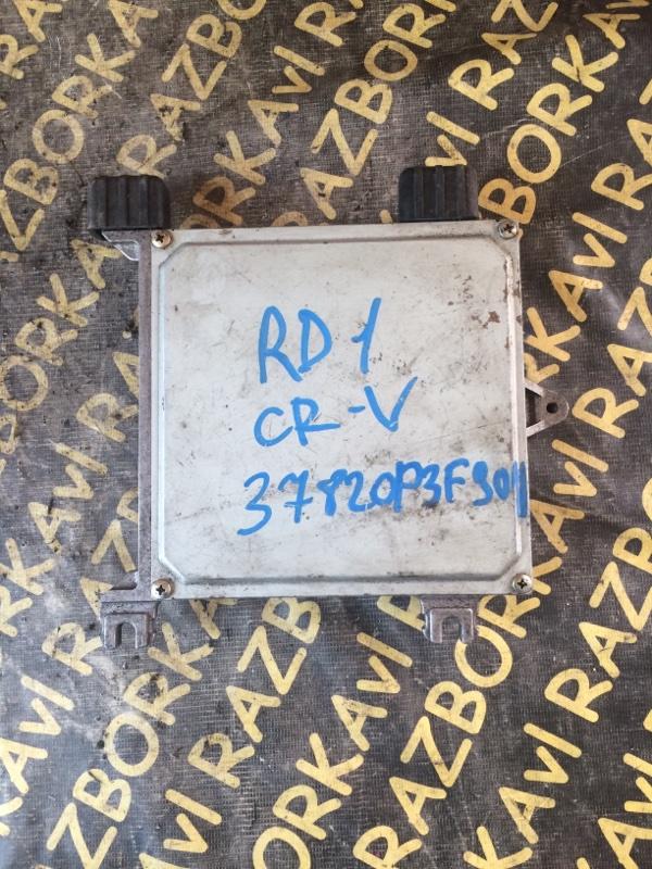 Блок управления efi Honda Cr-V RD1