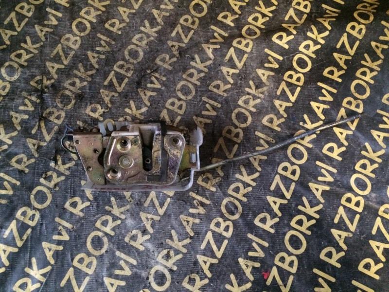 Замок двери Mazda Bongo Friendee SG5W передний правый