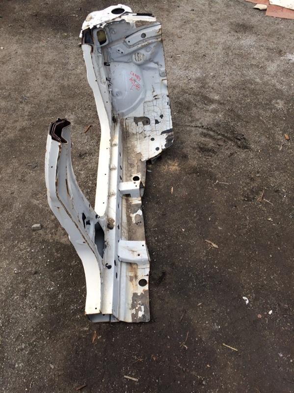 Стойка кузова средняя Toyota Camry ACV40 2AZFE левая