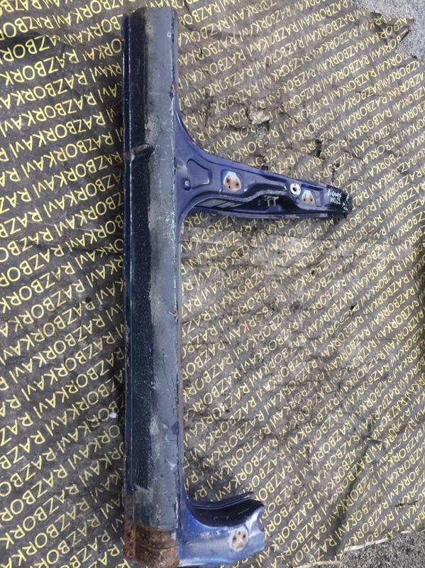 Порог кузова Isuzu Bighorn UBS69GW правый