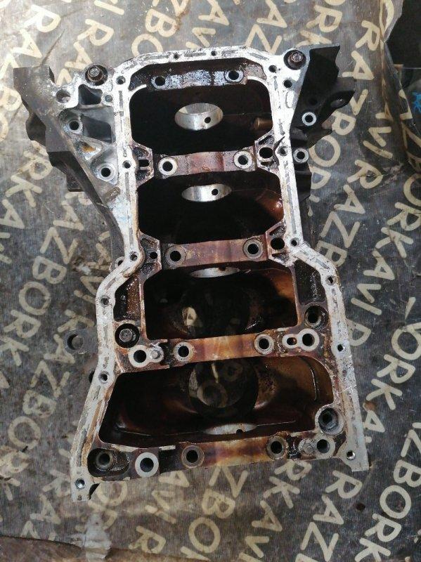 Блок цилиндров Nissan X-Trail NT30 QR20DE