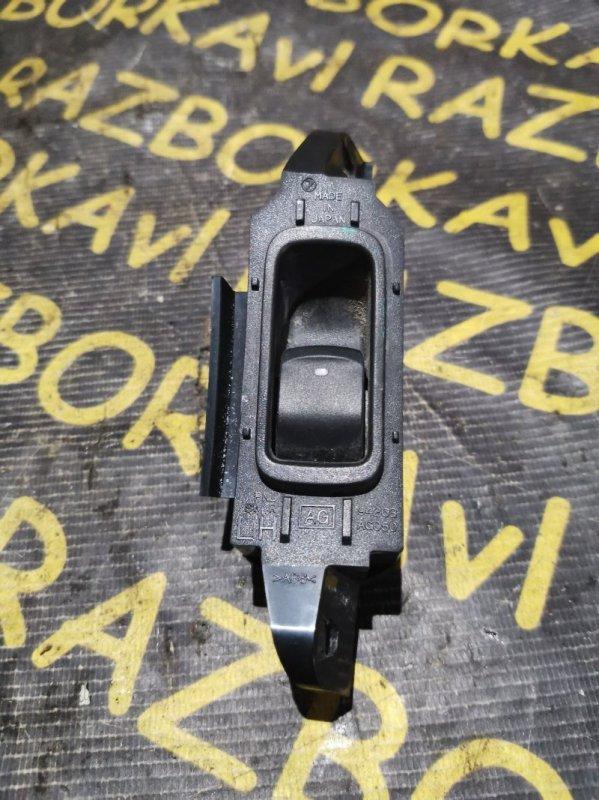 Пульт стеклоподъемника Subaru Legacy BL5 задний левый