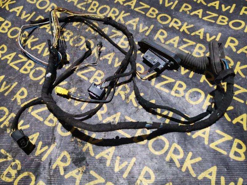 Коса салона Bmw 328 E46 задняя правая