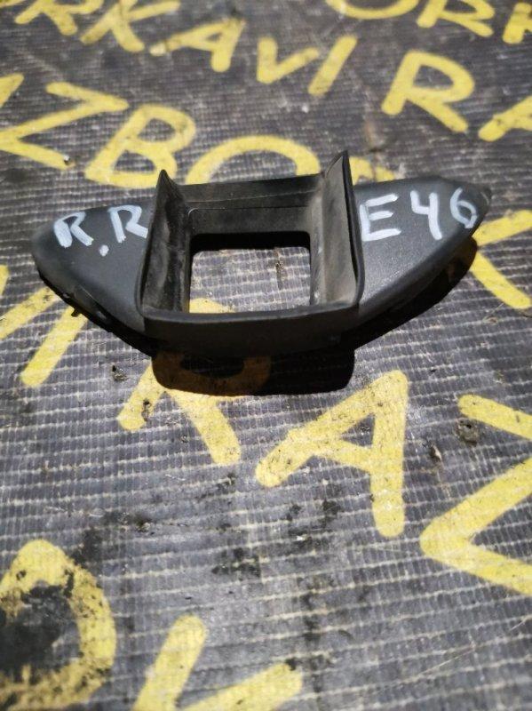 Накладка на дверь Bmw 328 E46 задняя правая