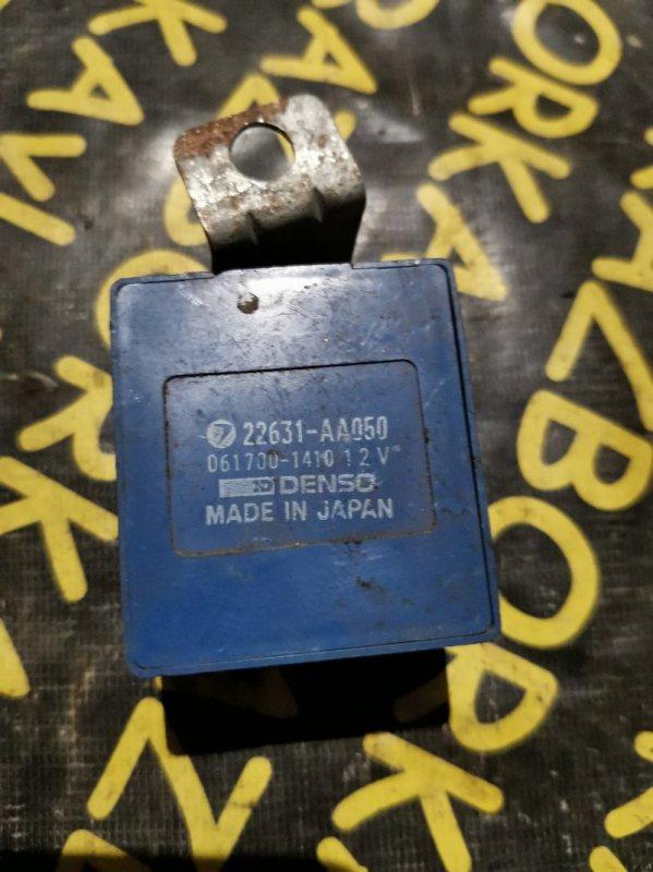 Электронный блок Subaru Domingo KJ8 EF12