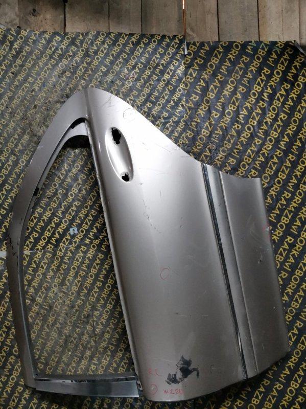 Дверь Mercedes Benz C-Class W220 задняя левая