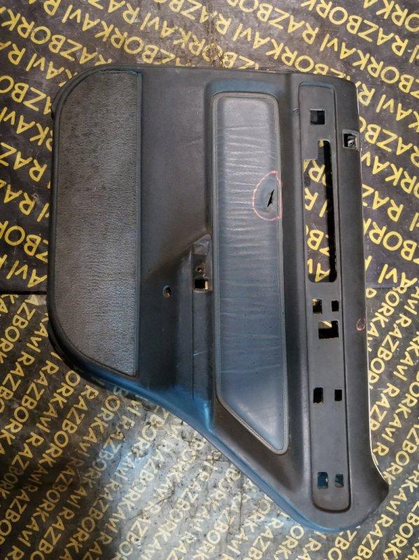Обшивка дверей Honda Inspire CB5 задняя правая