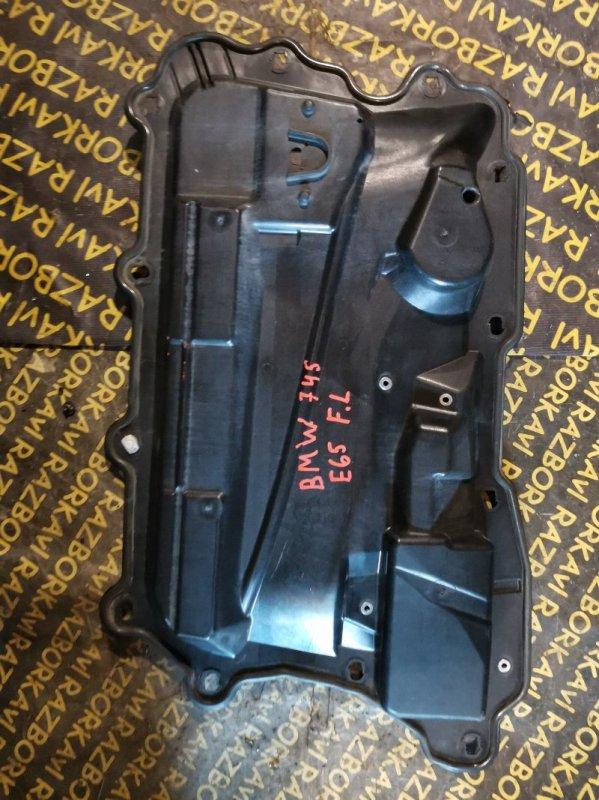 Обшивка дверей Bmw 745 E65 передняя левая