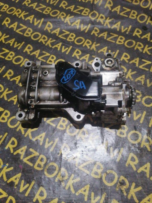 Масляный насос Mazda Cx-5 KE2AW SH-VPTS 2012