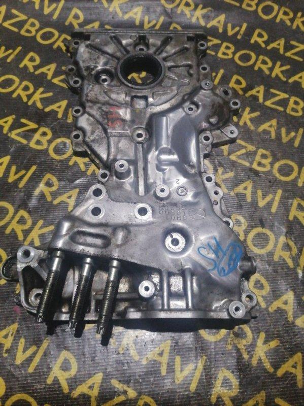Лобовина Mazda Cx-5 KE2AW SH-VPTS 2012