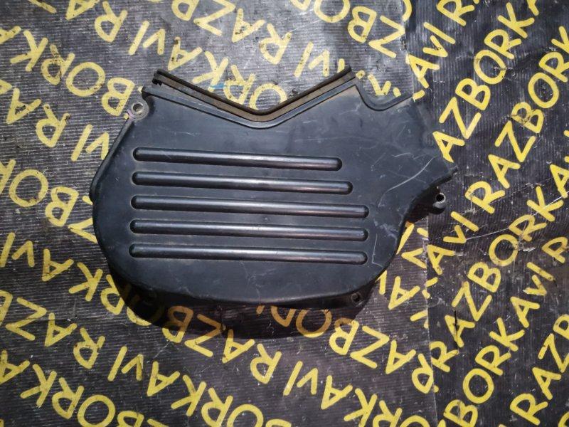 Защита грм Mitsubishi Chariot N86W 6G73 левая
