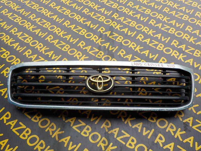 Решетка радиатора Toyota Land Cruiser UZJ100 передняя