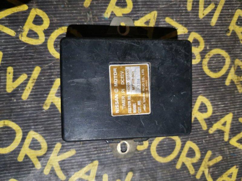 Блок управления св. накала Nissan Vanette VUJNC22 LD20