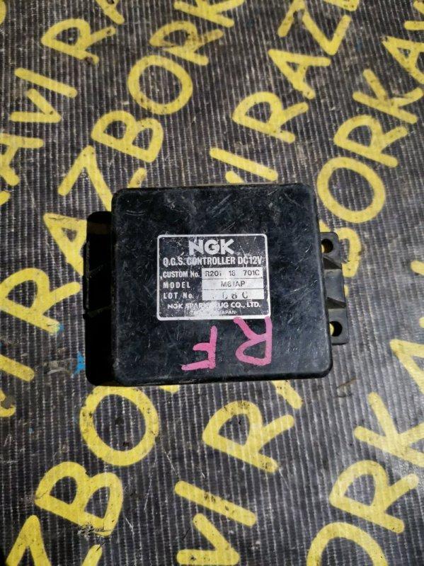 Электронный блок Mazda Bongo SSF8V XA