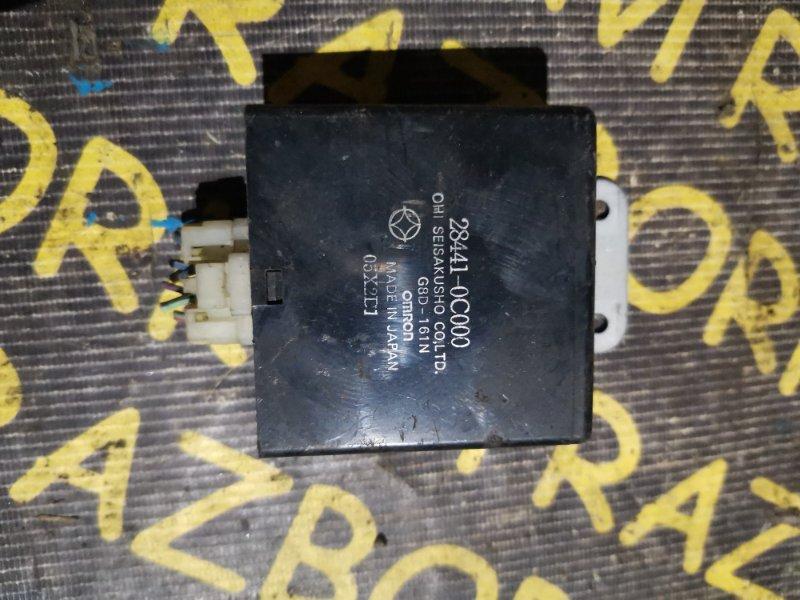 Реле Nissan Vanette KVNC23 CD20