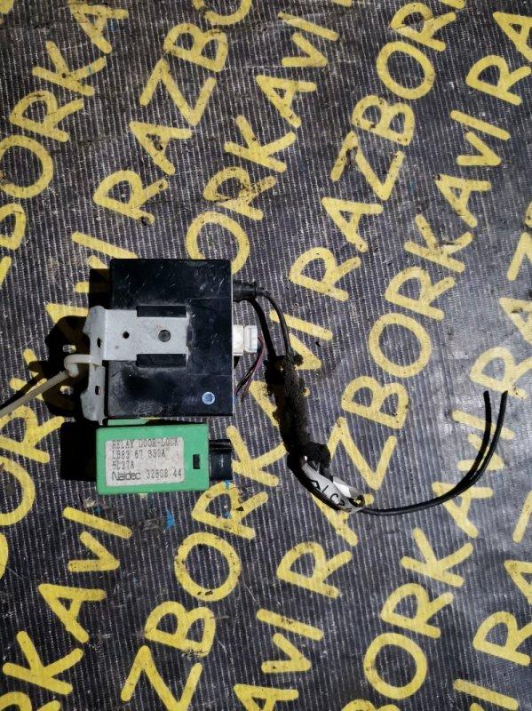 Электронный блок Mazda Mpv LVLR WLT