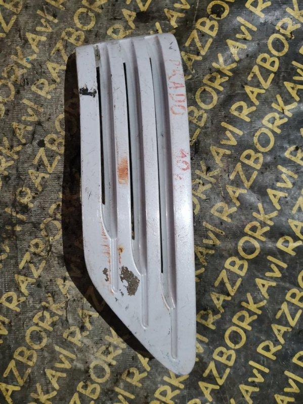 Накладка на крыло Toyota Land Cruiser Prado KZJ95 задняя левая