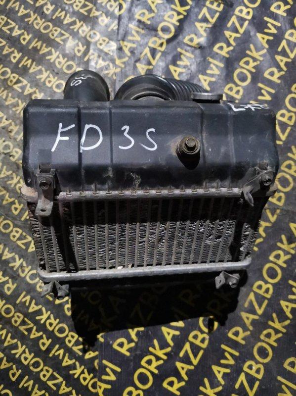 Интеркулер Mazda Rx-7 FD3S 13B
