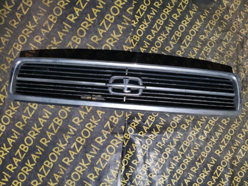 Решетка радиатора Nissan Gloria Y31 VG20E передняя