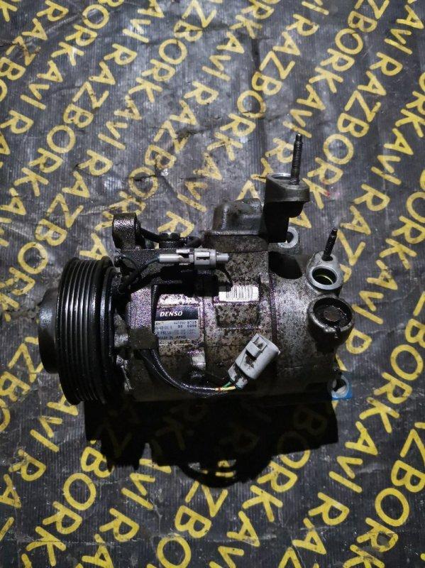 Компрессор кондиционера Toyota Brevis JCG11 2JZFSE