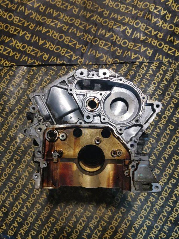 Блок цилиндров Infiniti Fx35 S51 VQ35DE