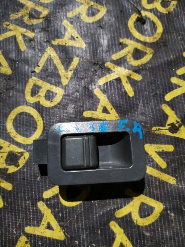 Кнопка открывания двери Infiniti Qx56 JA60 передняя правая