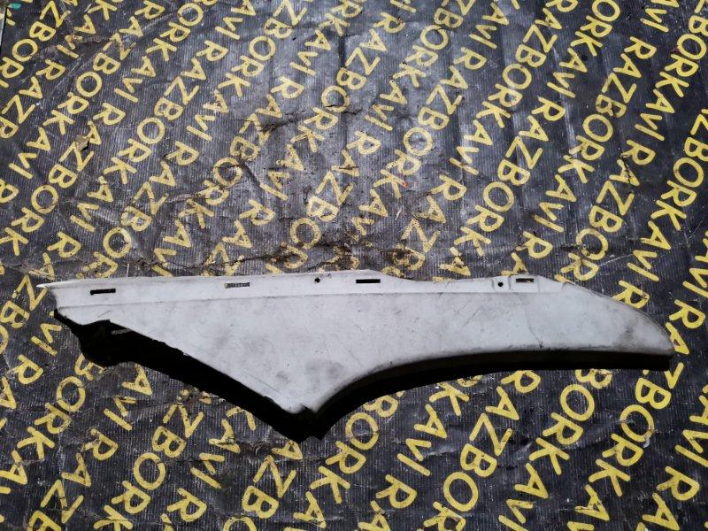 Обшивка стойки кузова Bmw 745 E65 задняя левая