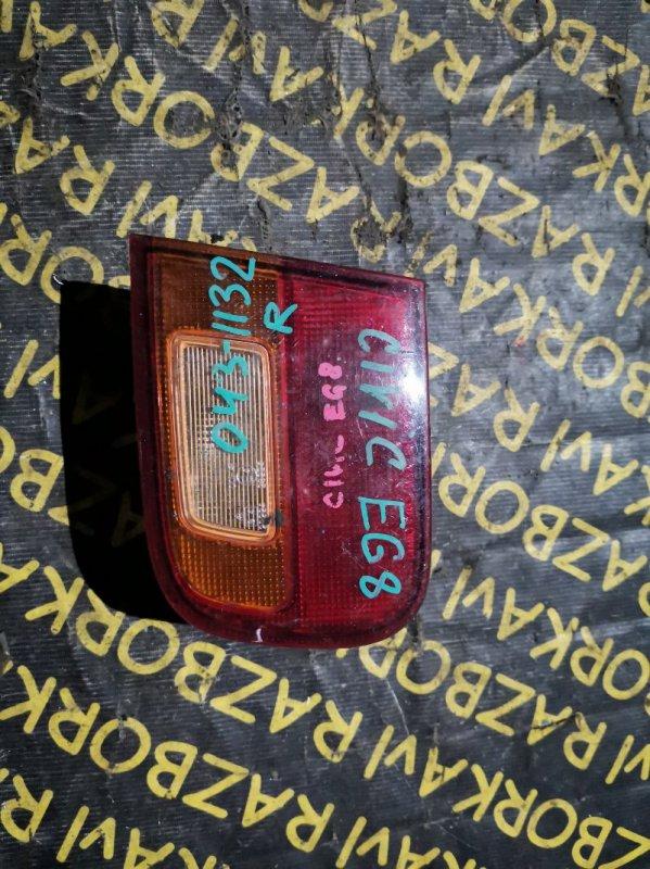 Стоп-сигнал Honda Civic EG8 задний правый