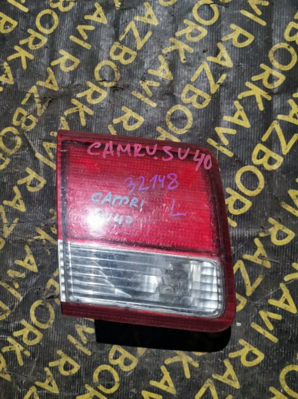 Стоп-сигнал Toyota Camry SV40 левый