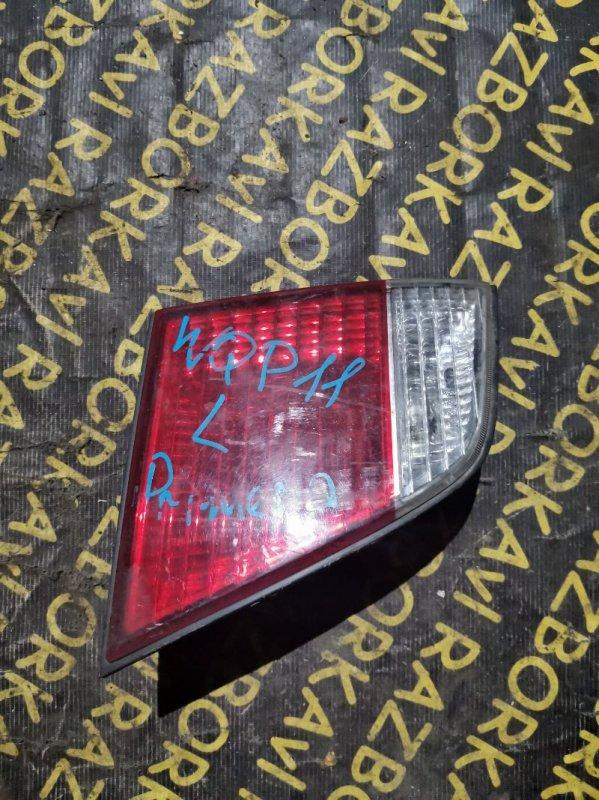 Стоп-вставка Nissan Primera WHNP11 левая