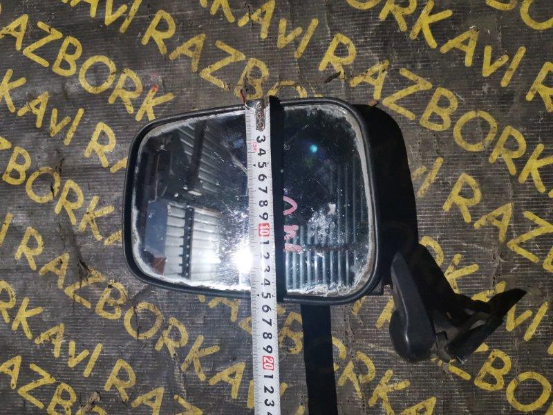 Зеркало Isuzu Mu переднее правое