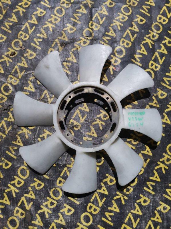 Вентилятор вязкомуфты Mitsubishi Pajero V25W 6G74