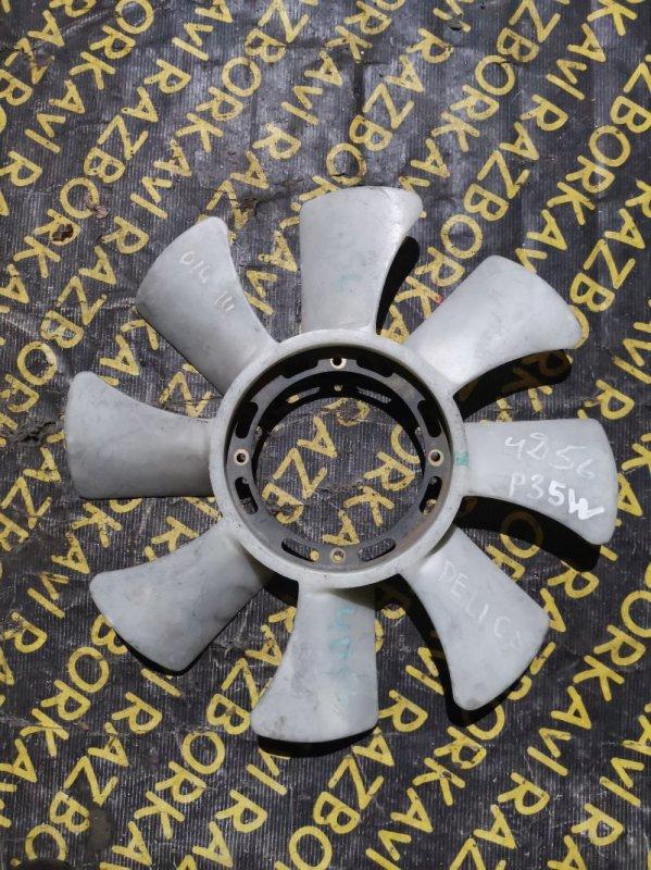 Вентилятор вязкомуфты Mitsubishi Delica P35W 4D56