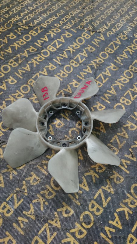 Вентилятор вязкомуфты Toyota Dyna 5L