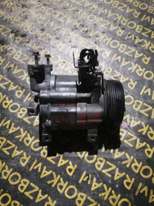Компрессор кондиционера Subaru Impreza GH2 EL154