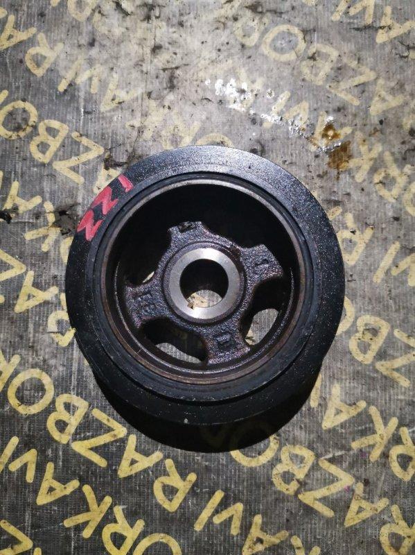 Шкив коленвала Toyota Wish ZZE122 1ZZFE
